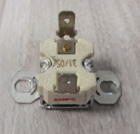 Miele, H4271BP, Ersatzteil, gebraucht, Thermostat, Z421A, T-Nr.: 5860083, 100Grad, Erkelenz